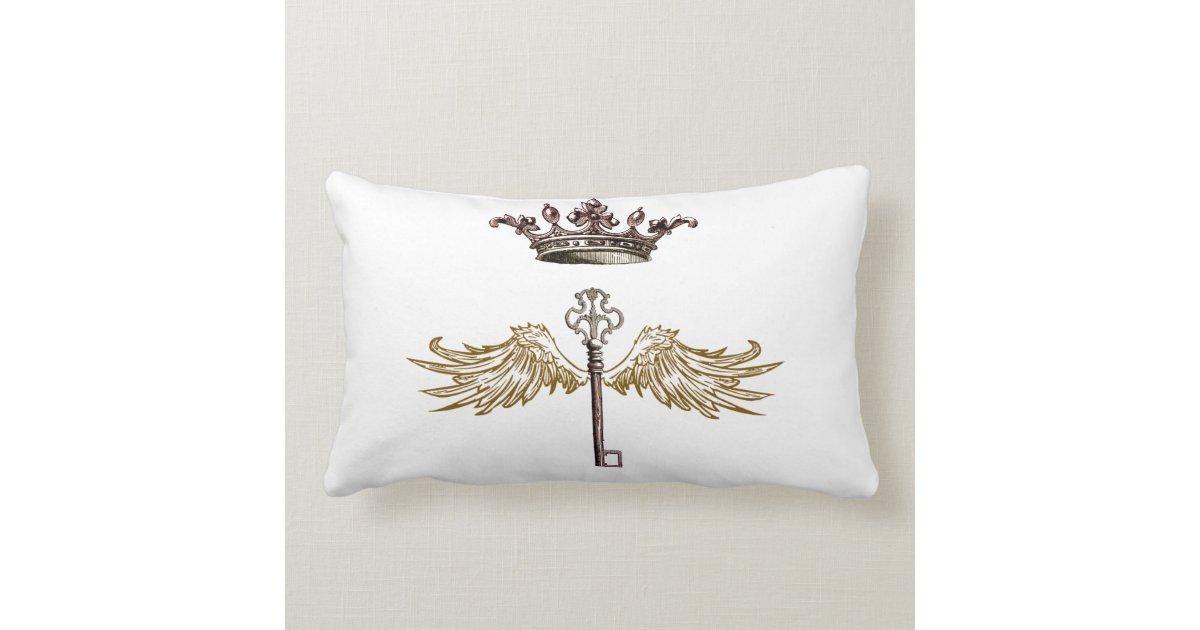 Keys To The Kingdom Throw Pillow Zazzle