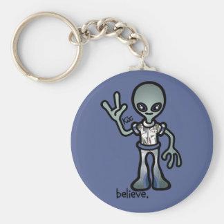 keys to the spaceship. keychain