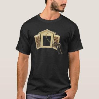 KeysOnShutteredWindow090312.png T-Shirt