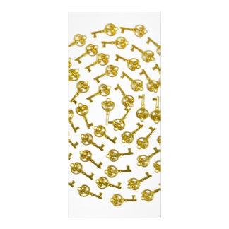 KeysSuccessSpiral032809 Rack Card