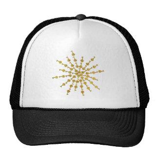 KeysSuccessStarBurst0328092 Trucker Hat