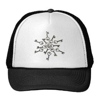 KeysSuccessStarBurst0328093 Trucker Hat