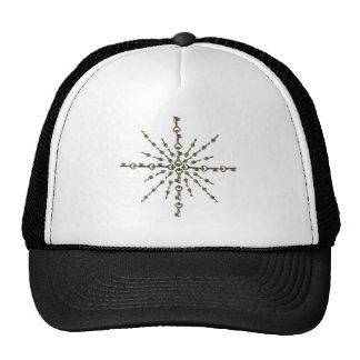 KeysSuccessStarBurst0328096 Trucker Hat