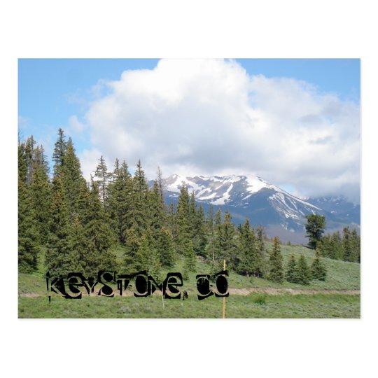 Keystone, CO Postcard