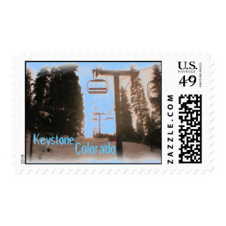 Keystone Colorado lift stamp