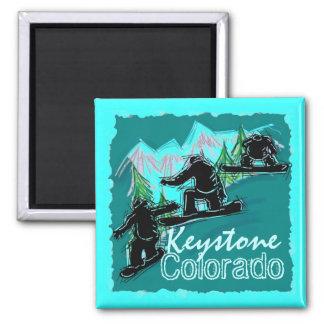 Keystone Colorado magnet