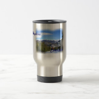 Keystone Colorado paint travel mug