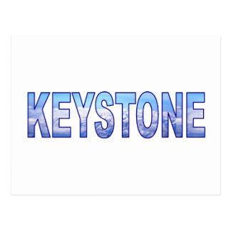 Keystone, Colorado Postcard