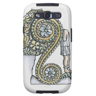 Keystone decoration from ancient Roman Arch of Samsung Galaxy SIII Cases