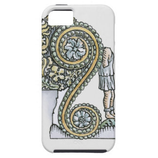 Keystone decoration from ancient Roman Arch of iPhone 5 Case