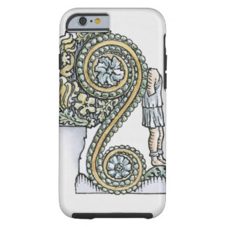 Keystone decoration from ancient Roman Arch of Tough iPhone 6 Case