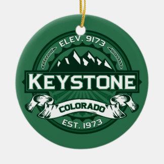 Keystone Forest Christmas Tree Ornaments