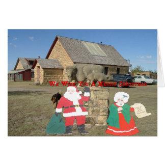Keystone Gallery Christmas Card