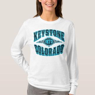 Keystone Ornate Black Ice T-Shirt