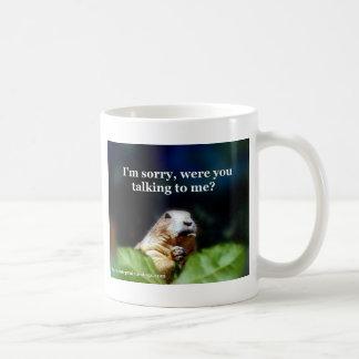 Keystone Prairie Dogs depiction Coffee Mug