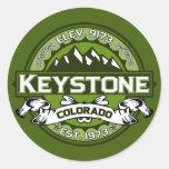 Keystone Stickers