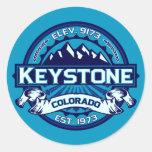 Keystone Stickers Ice