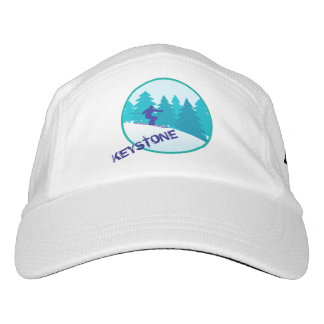 Keystone Teal Ski Personalized Hat