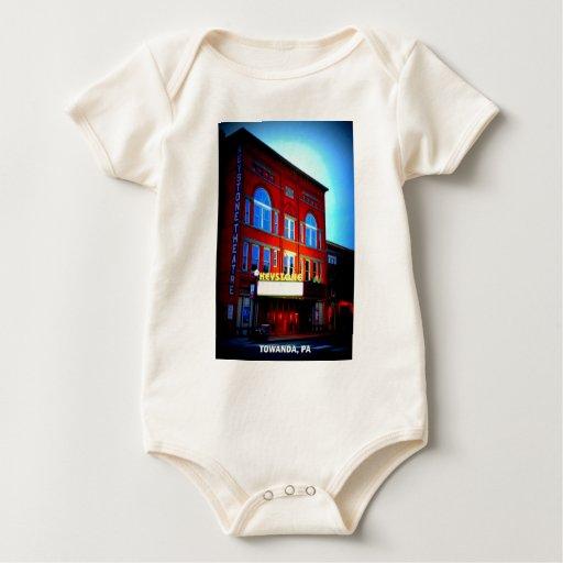 KEYSTONE THEATRE - TOWANDA, PENNSYLVANIA BABY BODYSUIT