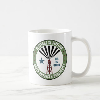 Keystone XL Pipeline Coffee Mug