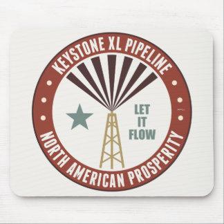 Keystone XL Pipeline Mousepad