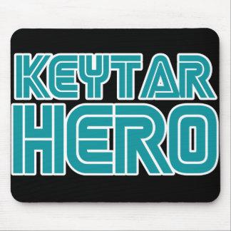 Keytar Hero Gamer wackiest best seller Mouse Pad