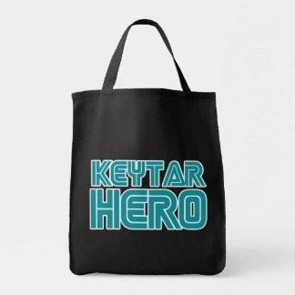 Keytar Hero Gamer wackiest best seller Tote Bag