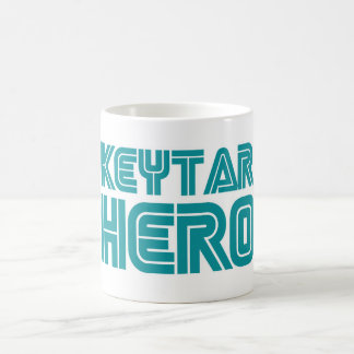 Keytar Hero Gamer wackiest Coffee Mug