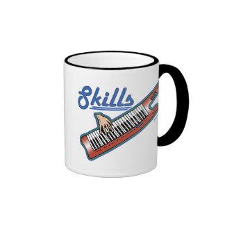 keytar skills design ringer mug