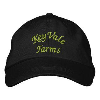 KeyVale cultiva el gorra ajustable Gorras Bordadas