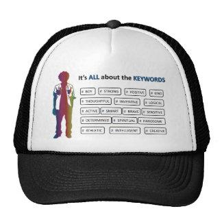 Keywords Boy Trucker Hat