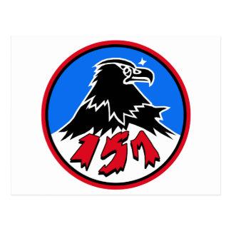 KF-16 157th Fighter Squadron Postcard