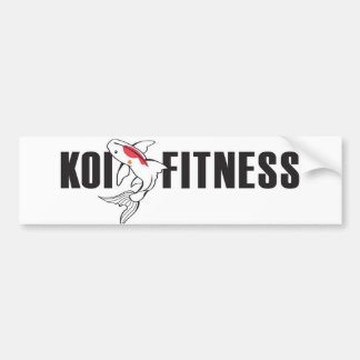 KF Bumpersticker Bumper Sticker