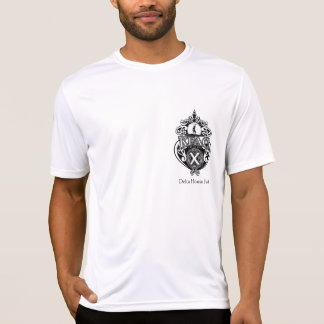 KFAC X Delta House Chest Logo T-Shirt