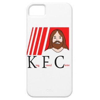 KFC - King Friend Christ (Updated design) iPhone 5 Case