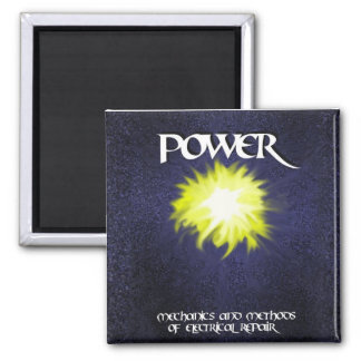 KFM Power Shuriken #1 Magnet