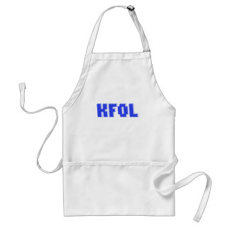 KFOL Kid Fan of ...... by Customize My Minifig Adult Apron