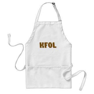 KFOL Kid Fan of ...... by Customize My Minifig Standard Apron