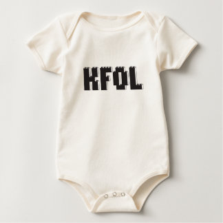 KFOL Kid Fan of ...... by Customize My Minifig Baby Bodysuit