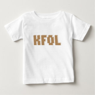 KFOL Kid Fan of ...... by Customize My Minifig Baby T-Shirt