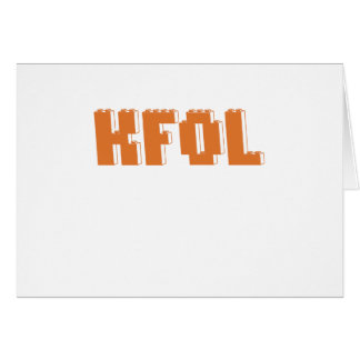KFOL Kid Fan of ...... by Customize My Minifig Card