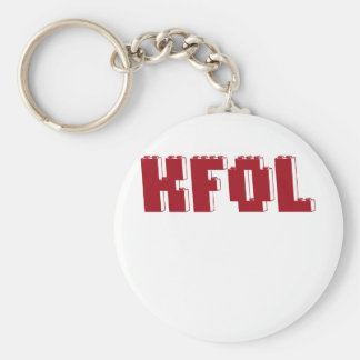 KFOL Kid Fan of ...... by Customize My Minifig Keychain