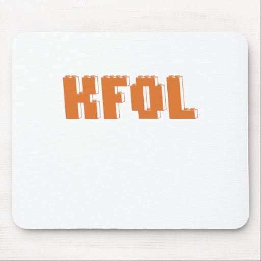 KFOL Kid Fan of ...... by Customize My Minifig Mouse Pad