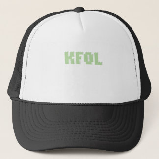KFOL Kid Fan of ...... by Customize My Minifig Trucker Hat