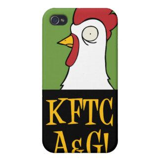 KFTC A&G iPhone 4 Case