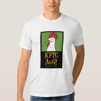 KFTC A&G! T-SHIRT