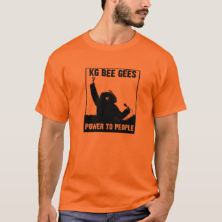 KG bee gees, jimmy fallon, yes! T-Shirt