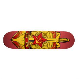 KGB Badge Soviet / Russian / USSR Skateboard