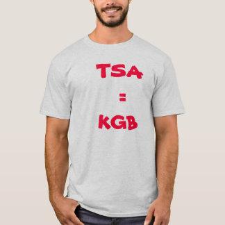 =KGB de TSA Playera