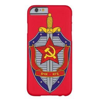 KGB FUNDA DE iPhone 6 BARELY THERE